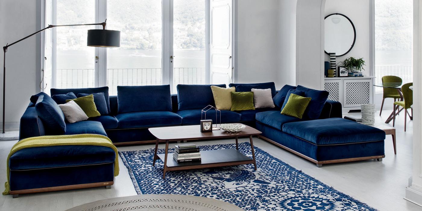 Obegi Home Furniture Porada Living Room