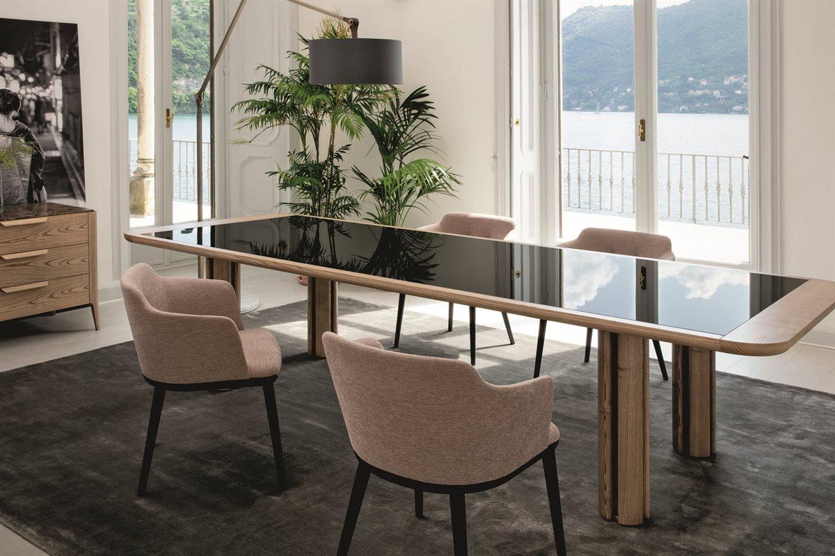 Obegi Home Furniture Porada Table Chairs 2