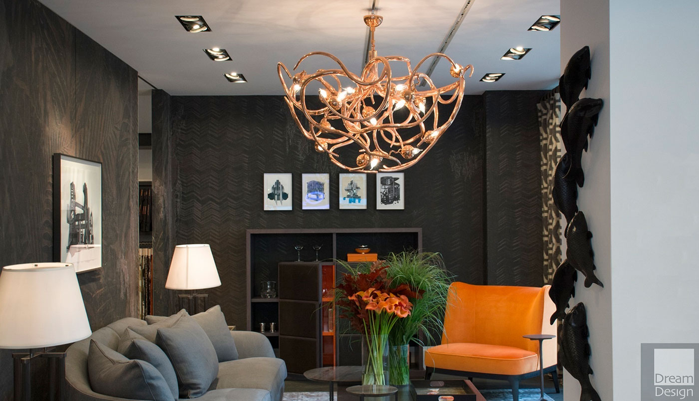 Obegi Home Lighting Brand Van Egmond Eve Chandelier Round 01