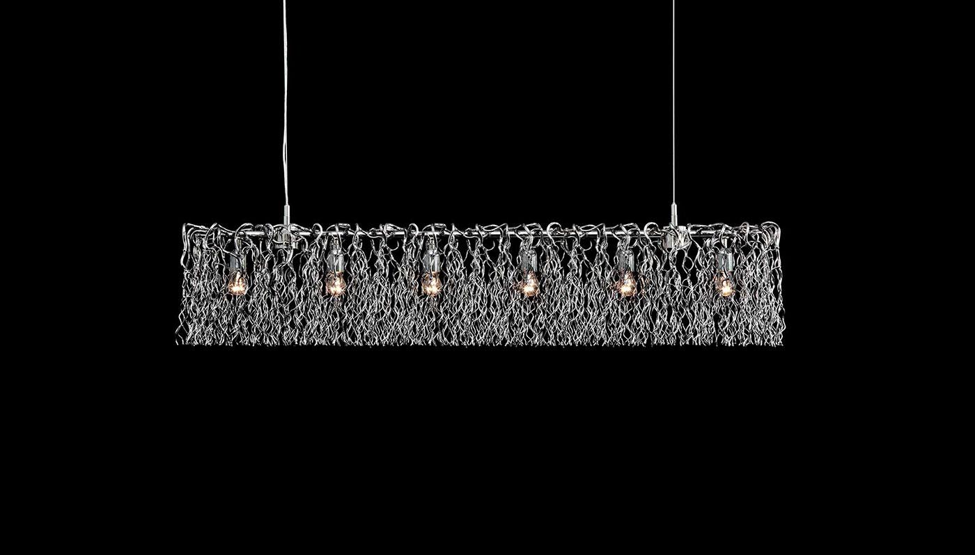 Obegi Home Lighting Brand Van Egmond Hollywood hanginglamp long