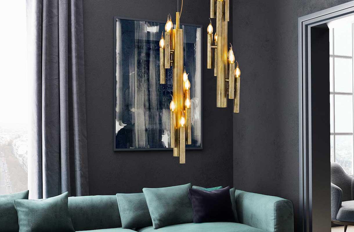 Obegi Home Lighting Brand Van Egmond shiro south coast colour