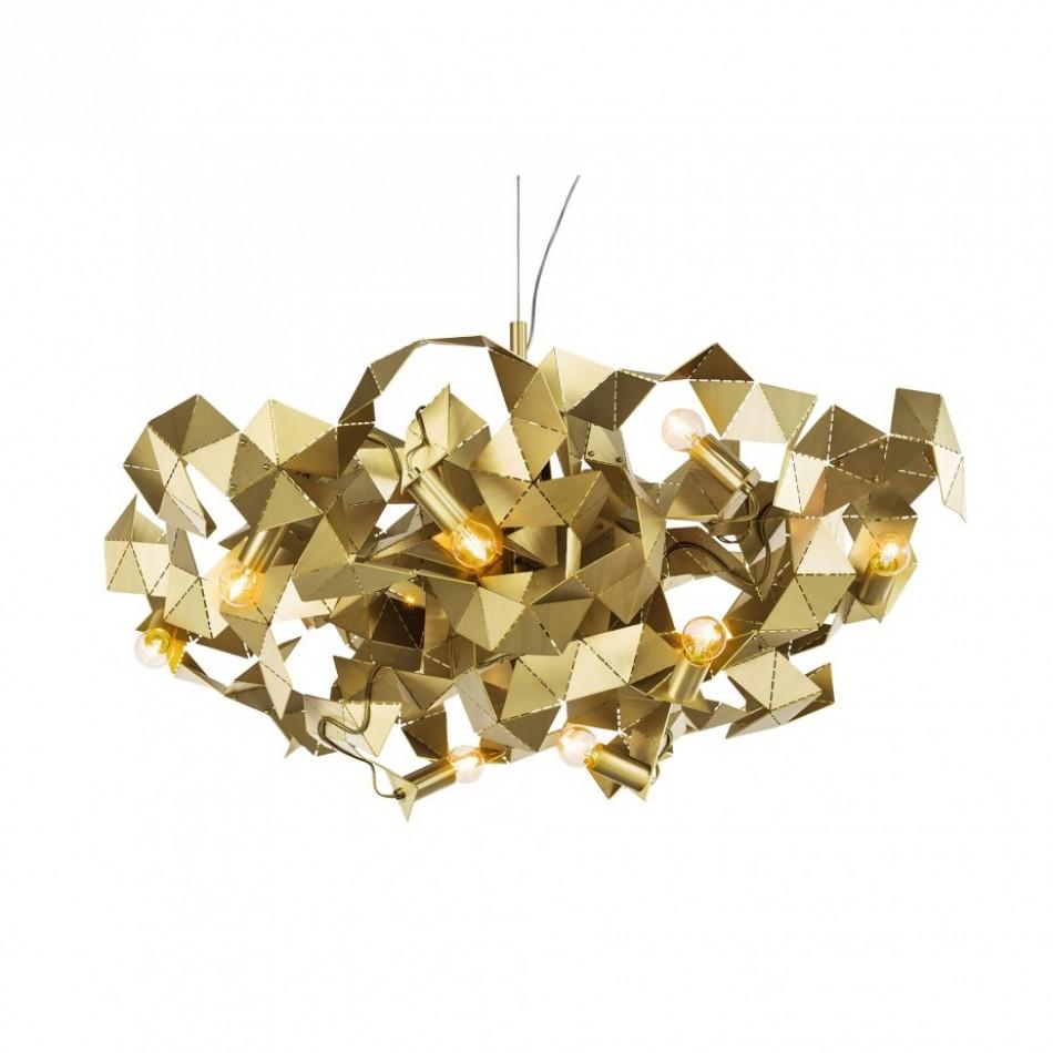 Obegi Home Lighting Brand Van Egmond Fractal Kronleuchter