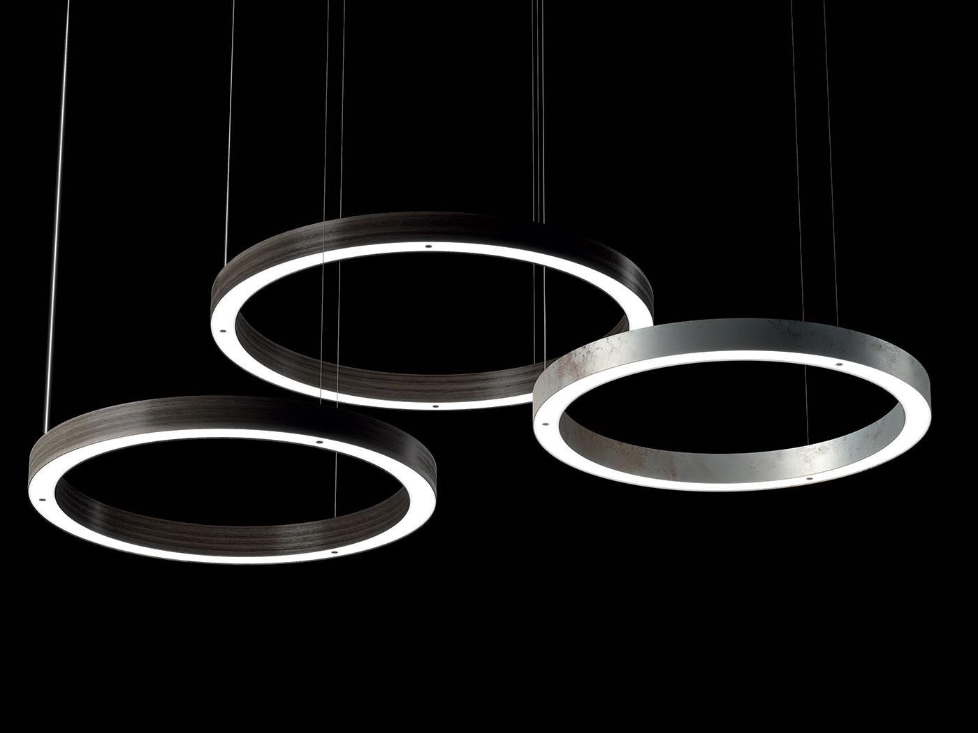Obegi Home Lighting Henge Light Ring 3