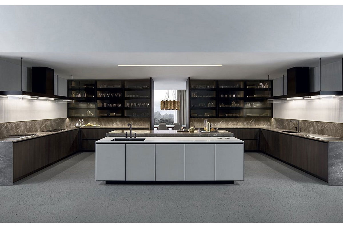 Obegi Home Poliform Kitchens 3