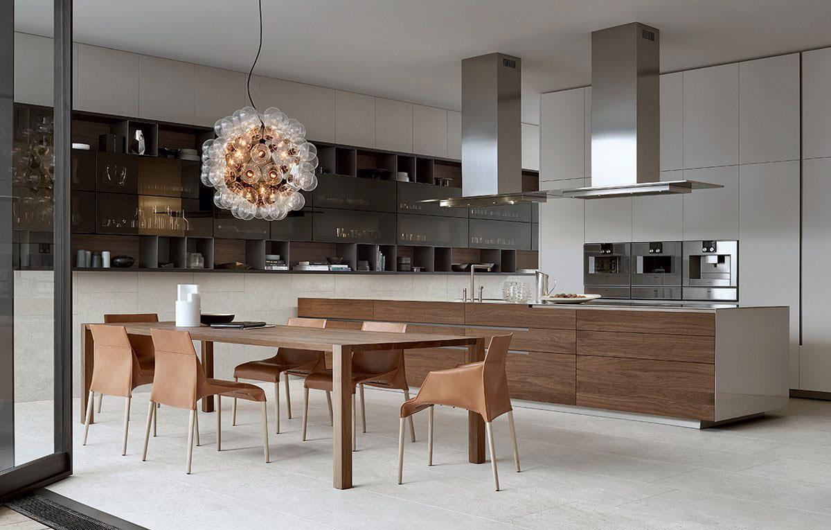 Obegi Home Poliform Kitchens Phoenix Collection 2