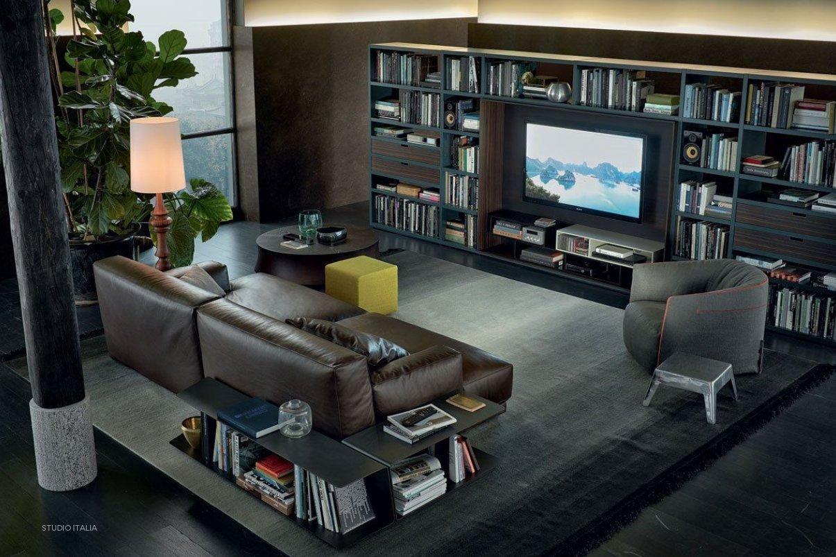 Obegi Home Wall Systems Poliform 4