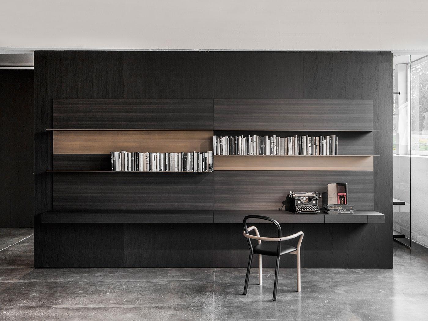 Obegi Home Wall Systems Porro Collection 2