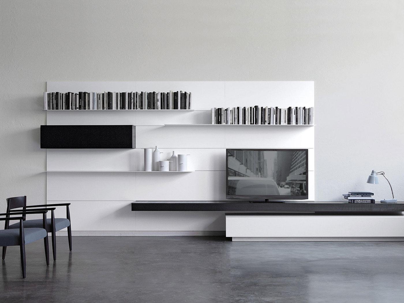 Obegi Home Wall Systems Porro Collection 4