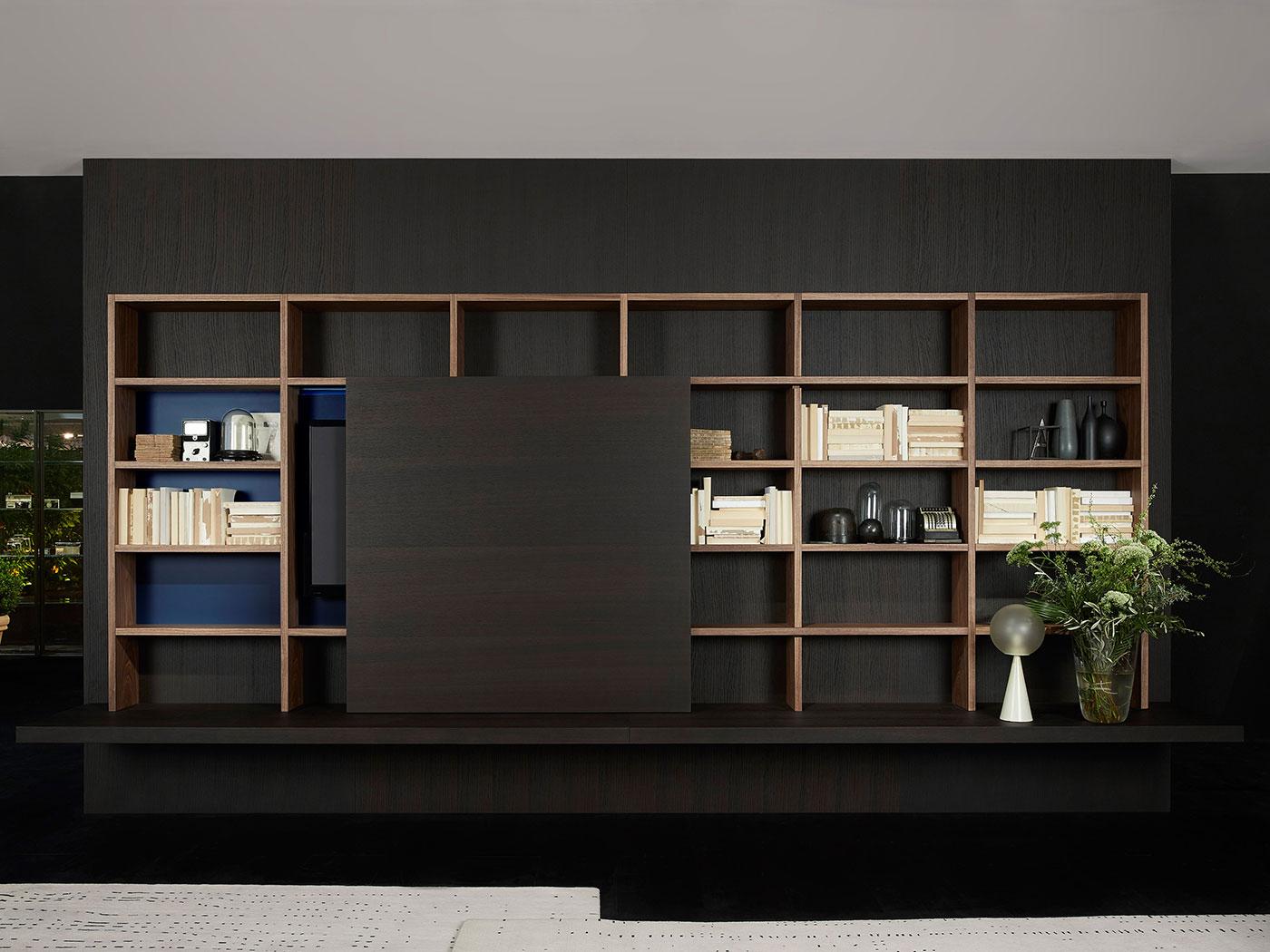 Obegi Home Wall Systems Porro Collection 5