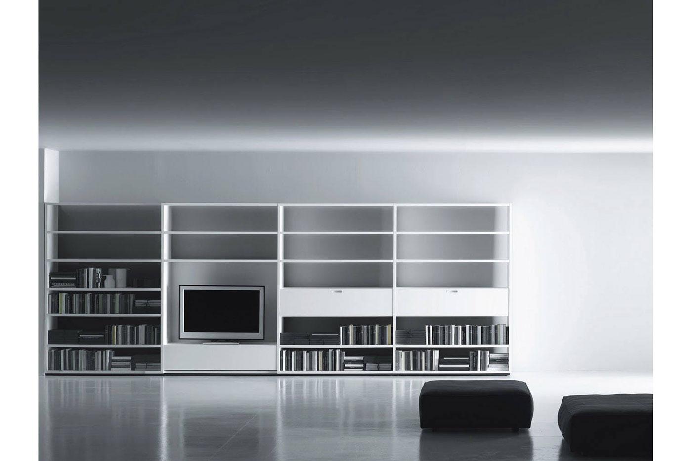 Obegi Home Wall Systems Porro Collection 6