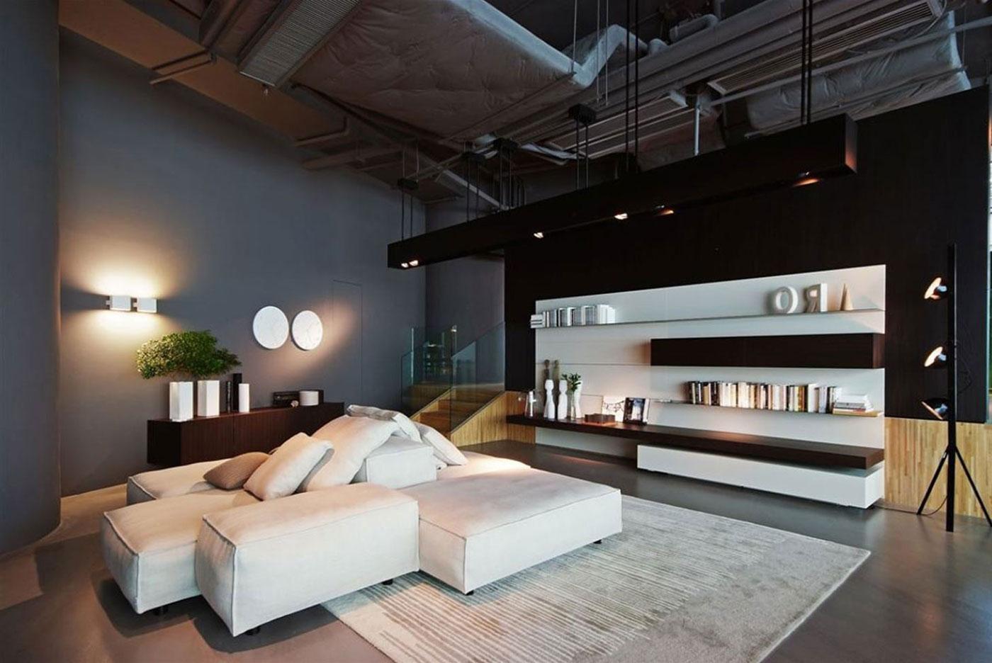 Obegi Home Wall Systems Porro Collection 8