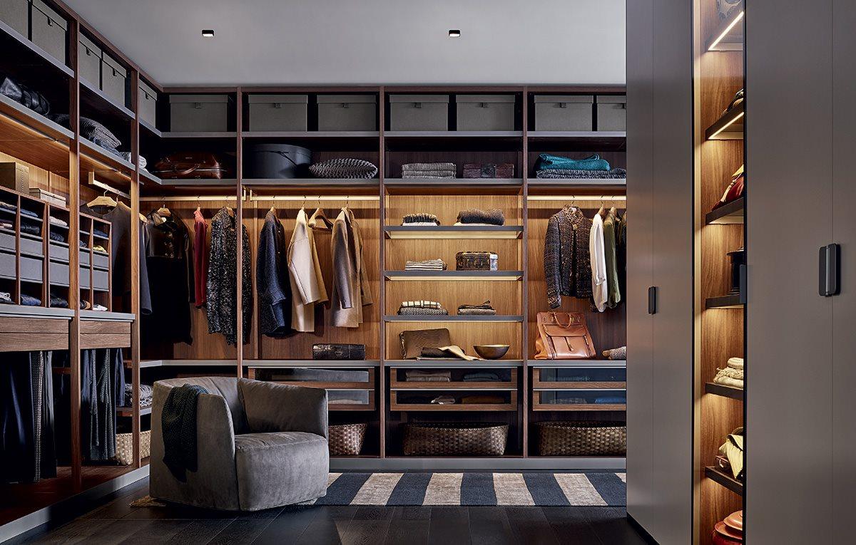 Obegi Home Wardrobes Poliform 9