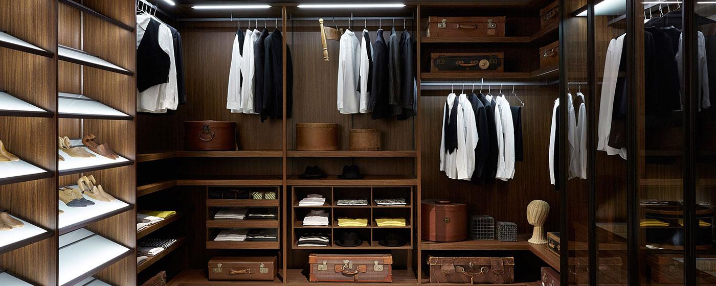 Obegi Home Wardrobes Porro 2