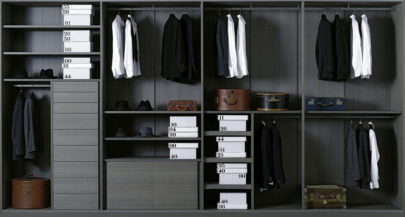Obegi Home Wardrobes Porro 3