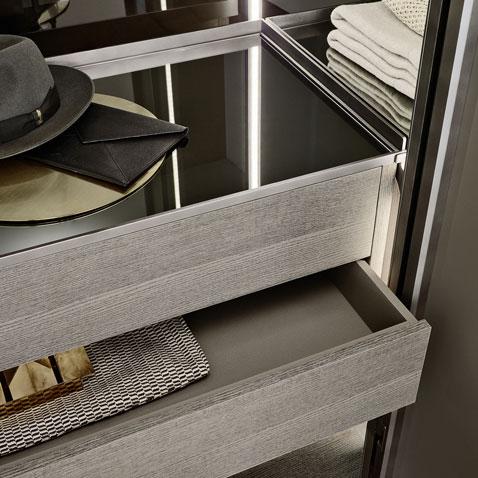 Obegi Home Wardrobes Rimadesio Storage System Cover Freestanding 3