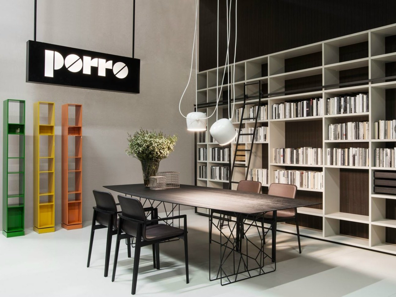 Obegi Home Working Space Porro Exec Office 4