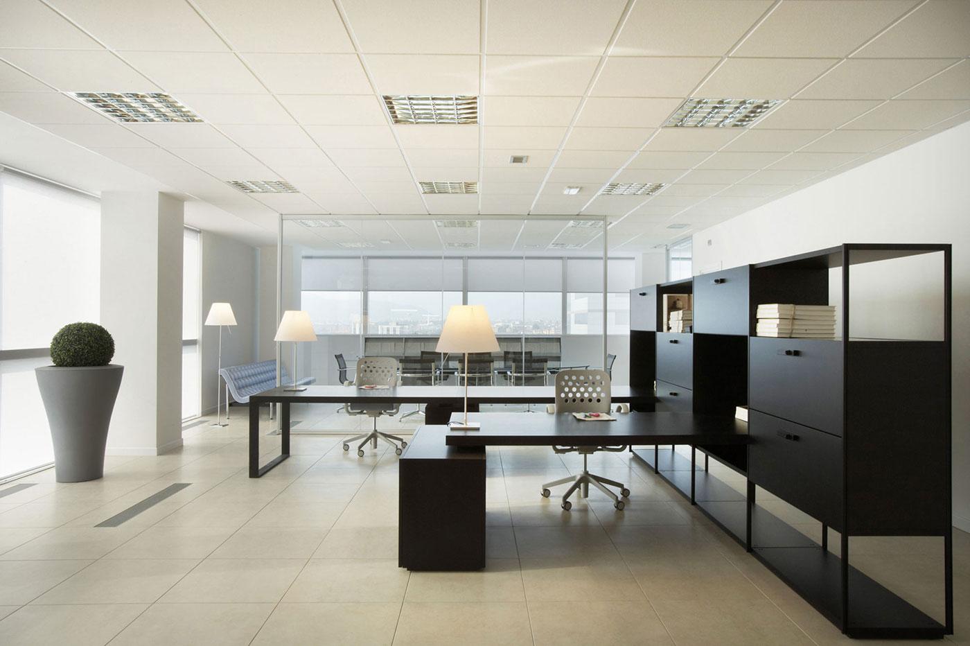 Obegi Home Working Space Porro Exec Office 5