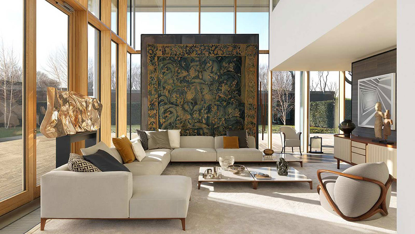 Obegi Home Furniture Giorgetti Area 5
