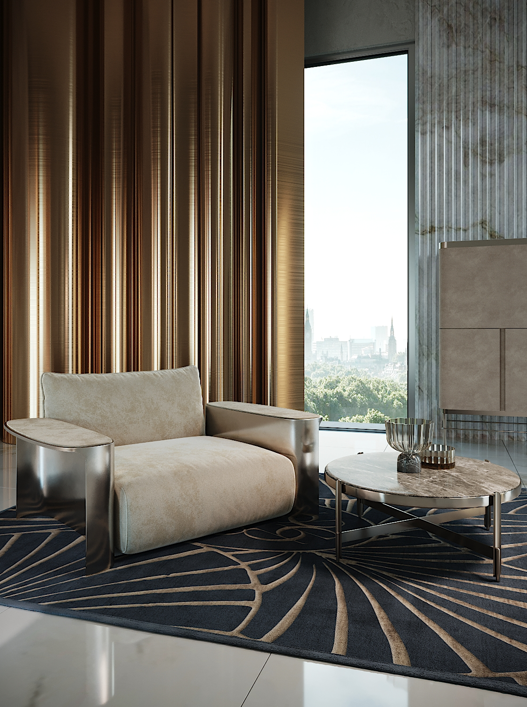 Elie Saab Maison   OBEGI Home   Italian Luxury Furniture Dubai